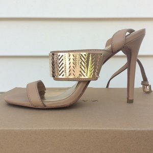 COACH High Heel Sandal